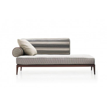 B&B Italia Ribes Loungesofa Endmodul links • 205 cm