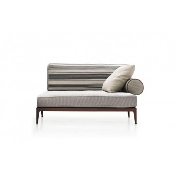 B&B Italia Ribes Chaiselongue rechts 141 × 145 cm