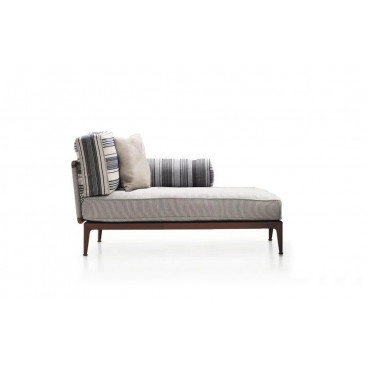 B&B Italia Ribes Chaiselongue rechts 141 cm