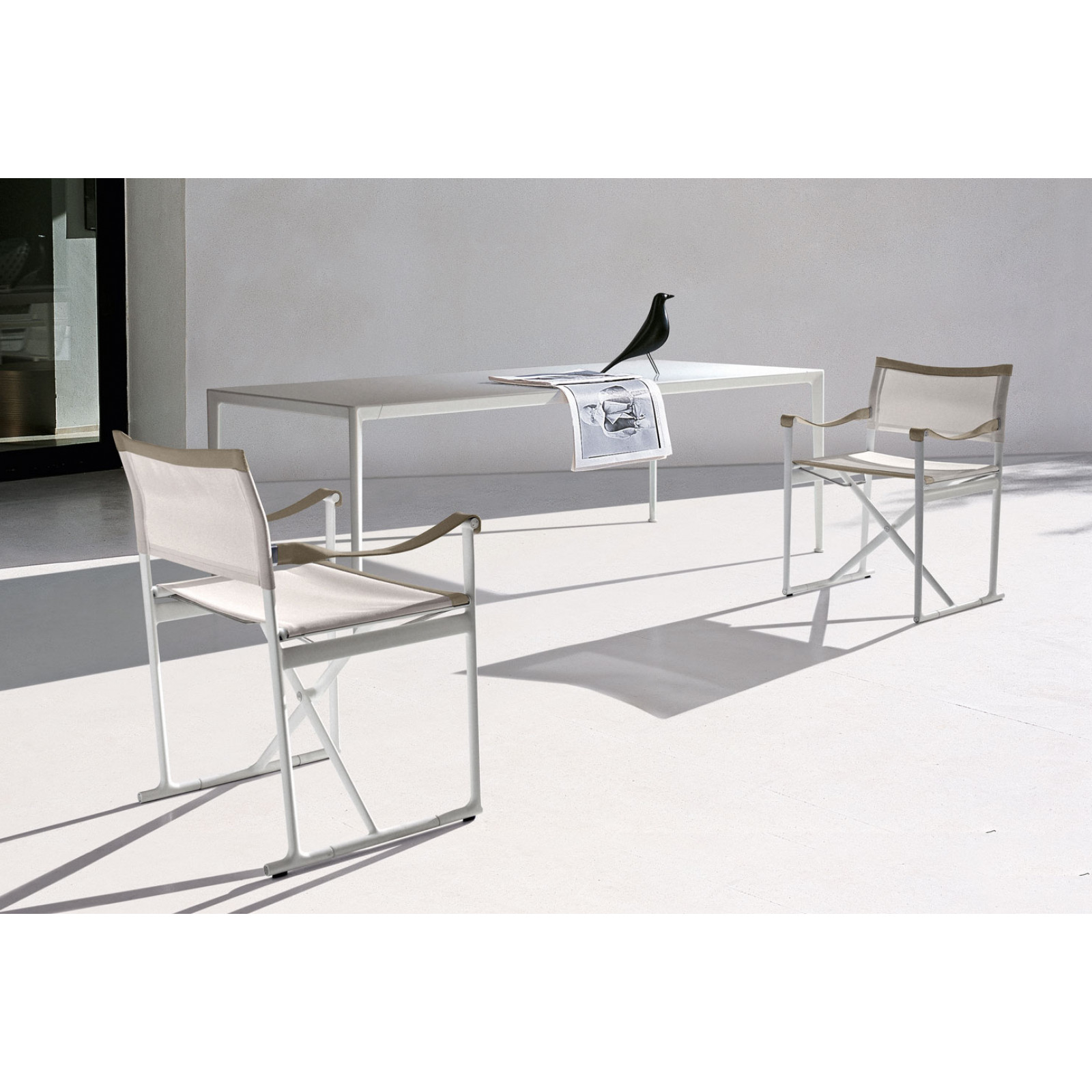 B&B Italia Mirto Outdoor Essgruppe