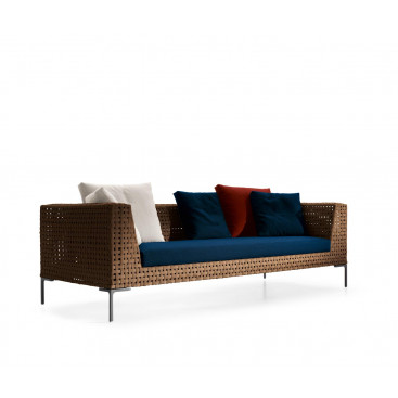 B&B Italia Charles Outdoor Sofa 234 cm