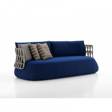 B&B Italia Fat Gartensofa 232 cm, Outdoor Loungesofa