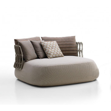 B&B Italia Fat Gartensofa 152 cm, Outdoor Loungesofa