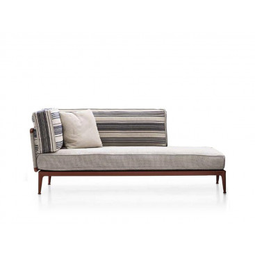 B&B Italia Ribes Chaiselongue Loungemodul rechts | links 201 cm