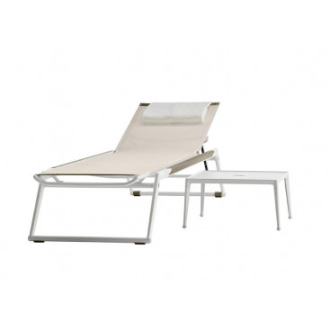 B&B Italia Mirto Outdoor Chaise Loungue